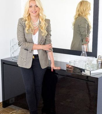 Matchmaker e CEO do site Meu Patrocínio Jennifer Lobo
