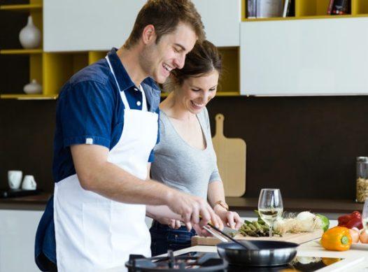 Cozinhando